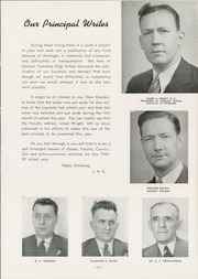Page 15, 1945 Edition, German Township High School - Laureola Yearbook (McClellandtown, PA) online yearbook collection