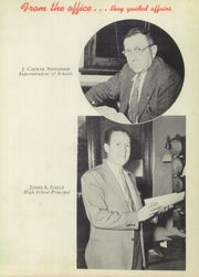 Page 15, 1949 Edition, German Township High School - Laureola Yearbook (McClellandtown, PA) online yearbook collection