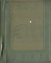 Page 1, 1953 Edition, German Township High School - Laureola Yearbook (McClellandtown, PA) online yearbook collection