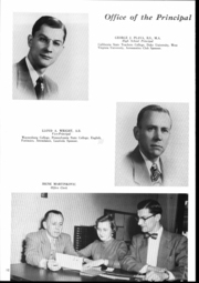 Page 11, 1953 Edition, German Township High School - Laureola Yearbook (McClellandtown, PA) online yearbook collection