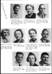 Page 12, 1953 Edition, German Township High School - Laureola Yearbook (McClellandtown, PA) online yearbook collection