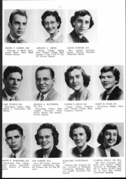 Page 14, 1953 Edition, German Township High School - Laureola Yearbook (McClellandtown, PA) online yearbook collection