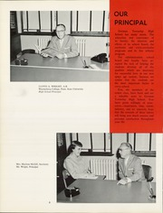 Page 10, 1959 Edition, German Township High School - Laureola Yearbook (McClellandtown, PA) online yearbook collection