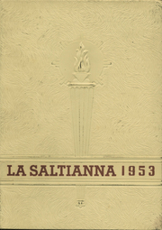 1953 Edition, Saltsburg High School - La Saltianna Yearbook (Saltsburg, PA)