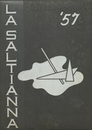 1957 Edition, Saltsburg High School - La Saltianna Yearbook (Saltsburg, PA)