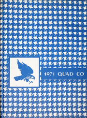 1971 Edition, Allegheny Clarion Valley High School - Quadco Yearbook (Foxburg, PA)