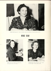 Page 10, 1951 Edition, University of North Carolina Charlotte - Rogues n Rascals or SiSi Yearbook (Charlotte, NC) online yearbook collection