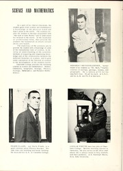 Page 12, 1951 Edition, University of North Carolina Charlotte - Rogues n Rascals or SiSi Yearbook (Charlotte, NC) online yearbook collection