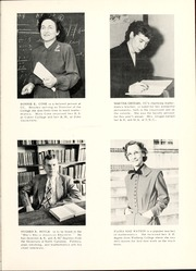Page 13, 1951 Edition, University of North Carolina Charlotte - Rogues n Rascals or SiSi Yearbook (Charlotte, NC) online yearbook collection