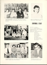 Page 7, 1951 Edition, University of North Carolina Charlotte - Rogues n Rascals or SiSi Yearbook (Charlotte, NC) online yearbook collection