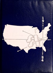 University of North Carolina Charlotte - Rogues n Rascals or SiSi Yearbook (Charlotte, NC) online yearbook collection, 1954 Edition, Page 1