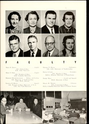 Page 11, 1955 Edition, University of North Carolina Charlotte - Rogues n Rascals or SiSi Yearbook (Charlotte, NC) online yearbook collection