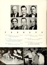 Page 12, 1955 Edition, University of North Carolina Charlotte - Rogues n Rascals or SiSi Yearbook (Charlotte, NC) online yearbook collection