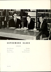 Page 14, 1955 Edition, University of North Carolina Charlotte - Rogues n Rascals or SiSi Yearbook (Charlotte, NC) online yearbook collection
