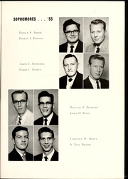 Page 15, 1955 Edition, University of North Carolina Charlotte - Rogues n Rascals or SiSi Yearbook (Charlotte, NC) online yearbook collection