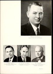 Page 9, 1955 Edition, University of North Carolina Charlotte - Rogues n Rascals or SiSi Yearbook (Charlotte, NC) online yearbook collection