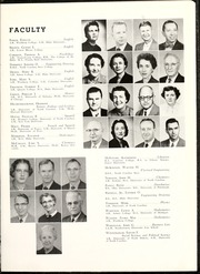 Page 13, 1957 Edition, University of North Carolina Charlotte - Rogues n Rascals or SiSi Yearbook (Charlotte, NC) online yearbook collection