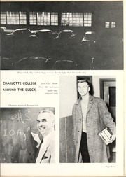 Page 11, 1959 Edition, University of North Carolina Charlotte - Rogues n Rascals or SiSi Yearbook (Charlotte, NC) online yearbook collection