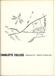 Page 5, 1959 Edition, University of North Carolina Charlotte - Rogues n Rascals or SiSi Yearbook (Charlotte, NC) online yearbook collection