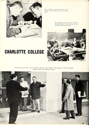 Page 8, 1959 Edition, University of North Carolina Charlotte - Rogues n Rascals or SiSi Yearbook (Charlotte, NC) online yearbook collection