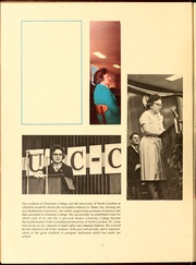 Page 10, 1967 Edition, University of North Carolina Charlotte - Rogues n Rascals or SiSi Yearbook (Charlotte, NC) online yearbook collection