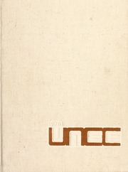 Page 1, 1978 Edition, University of North Carolina Charlotte - Rogues n Rascals or SiSi Yearbook (Charlotte, NC) online yearbook collection