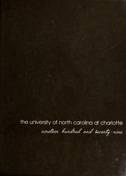 1979 Edition, University of North Carolina Charlotte - Rogues n Rascals / SiSi Yearbook (Charlotte, NC)