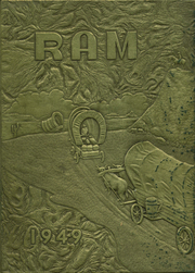 1949 Edition, Union High School - Memory Lane Yearbook (Rimersburg, PA)