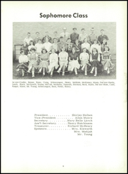 Page 13, 1955 Edition, Union High School - Memory Lane Yearbook (Rimersburg, PA) online yearbook collection