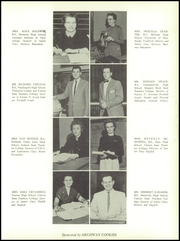 Page 11, 1958 Edition, Union High School - Memory Lane Yearbook (Rimersburg, PA) online yearbook collection