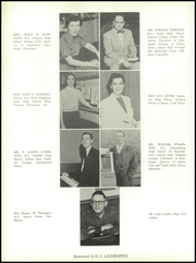 Page 12, 1958 Edition, Union High School - Memory Lane Yearbook (Rimersburg, PA) online yearbook collection