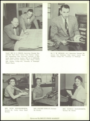 Page 9, 1958 Edition, Union High School - Memory Lane Yearbook (Rimersburg, PA) online yearbook collection