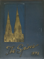 1951 Edition, Lebanon Catholic High School - Blue and White Yearbook (Lebanon, PA)