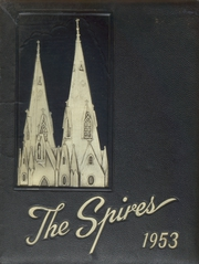 1953 Edition, Lebanon Catholic High School - Blue and White Yearbook (Lebanon, PA)
