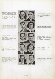 Page 21, 1941 Edition, Apollo High School - Kiskitas Yearbook (Apollo, PA) online yearbook collection