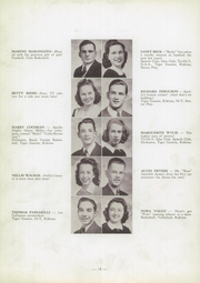 Page 22, 1941 Edition, Apollo High School - Kiskitas Yearbook (Apollo, PA) online yearbook collection
