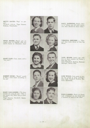 Page 23, 1941 Edition, Apollo High School - Kiskitas Yearbook (Apollo, PA) online yearbook collection