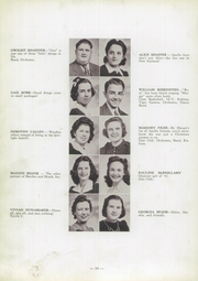Page 24, 1941 Edition, Apollo High School - Kiskitas Yearbook (Apollo, PA) online yearbook collection