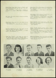 Page 16, 1945 Edition, Apollo High School - Kiskitas Yearbook (Apollo, PA) online yearbook collection