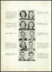 Page 10, 1946 Edition, Apollo High School - Kiskitas Yearbook (Apollo, PA) online yearbook collection