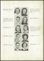 Page 13, 1946 Edition, Apollo High School - Kiskitas Yearbook (Apollo, PA) online yearbook collection