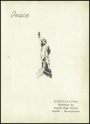 Page 5, 1946 Edition, Apollo High School - Kiskitas Yearbook (Apollo, PA) online yearbook collection