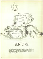 Page 17, 1956 Edition, Apollo High School - Kiskitas Yearbook (Apollo, PA) online yearbook collection