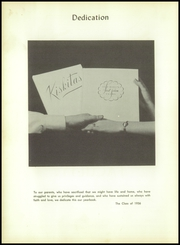 Page 8, 1956 Edition, Apollo High School - Kiskitas Yearbook (Apollo, PA) online yearbook collection