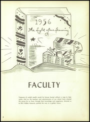 Page 9, 1956 Edition, Apollo High School - Kiskitas Yearbook (Apollo, PA) online yearbook collection