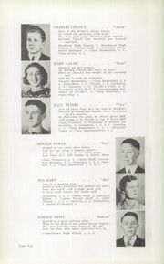 Page 12, 1938 Edition, Cochranton High School - Cardinal Yearbook (Cochranton, PA) online yearbook collection