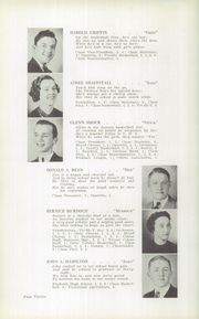 Page 14, 1938 Edition, Cochranton High School - Cardinal Yearbook (Cochranton, PA) online yearbook collection