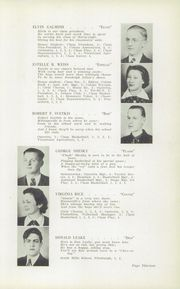 Page 15, 1938 Edition, Cochranton High School - Cardinal Yearbook (Cochranton, PA) online yearbook collection
