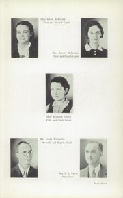 Page 9, 1938 Edition, Cochranton High School - Cardinal Yearbook (Cochranton, PA) online yearbook collection