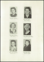 Page 13, 1945 Edition, Cochranton High School - Cardinal Yearbook (Cochranton, PA) online yearbook collection